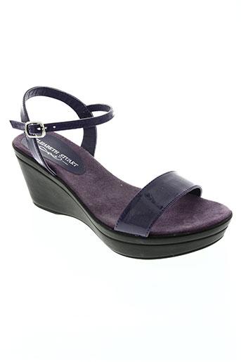 elizabeth stuart chaussures femme de couleur violet