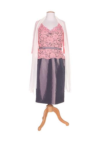 creatif paris robes femme de couleur rose