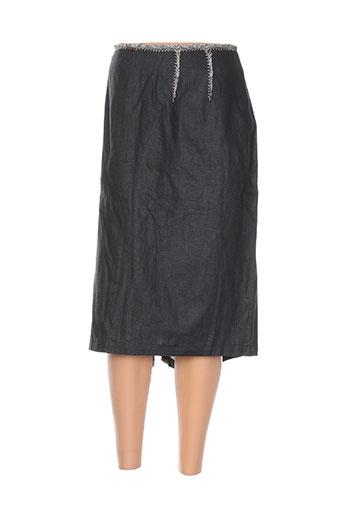adolfo dominguez jupes femme de couleur noir