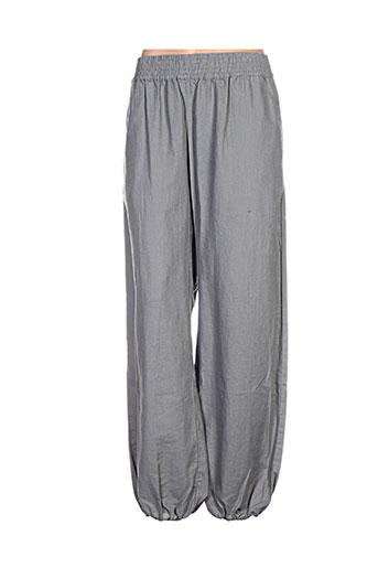 share female pantalons femme de couleur gris