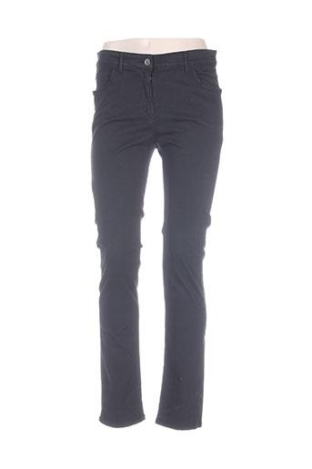 couturist pantalons femme de couleur noir