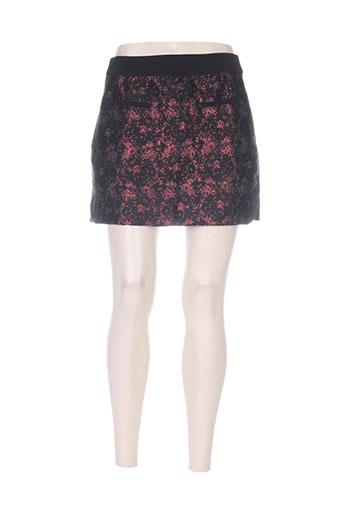 orfeo negro jupes femme de couleur rouge