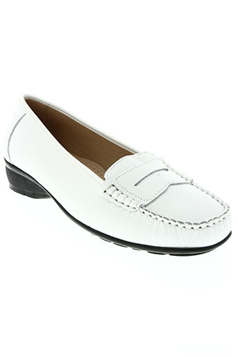 benexa chaussures femme de couleur blanc