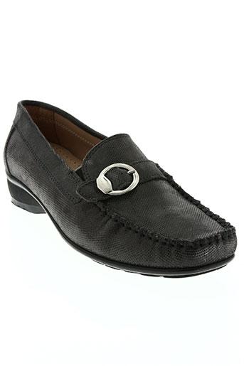 benexa chaussures femme de couleur gris