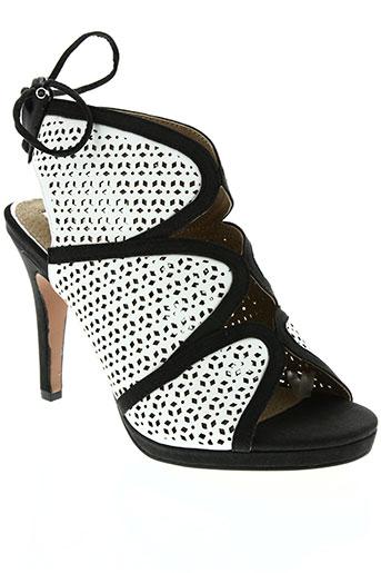 mariamare chaussures femme de couleur blanc