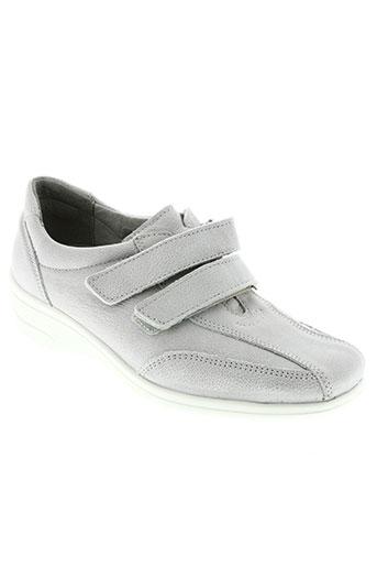 rohde chaussures femme de couleur gris