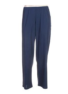 Pantalon casual bleu G!OZE pour femme