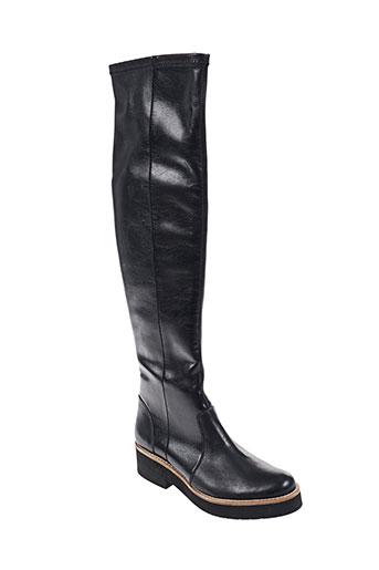 e-pole chaussures femme de couleur noir