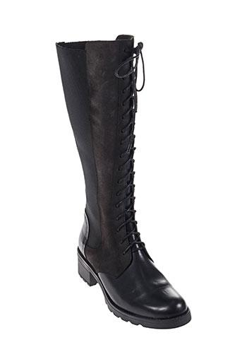 chacal chaussures femme de couleur noir