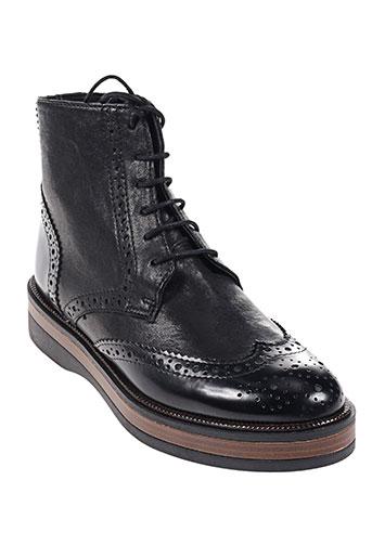peperosa chaussures femme de couleur noir