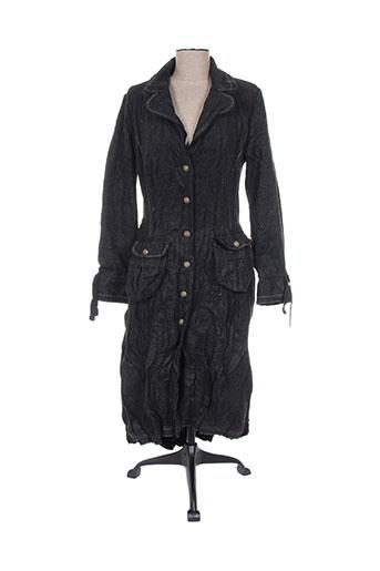 virginie EFFI_CHAR_1 moi manteaux femme de couleur gris