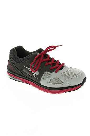 airness chaussures garçon de couleur gris