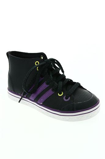 adidas chaussures enfant de couleur violet