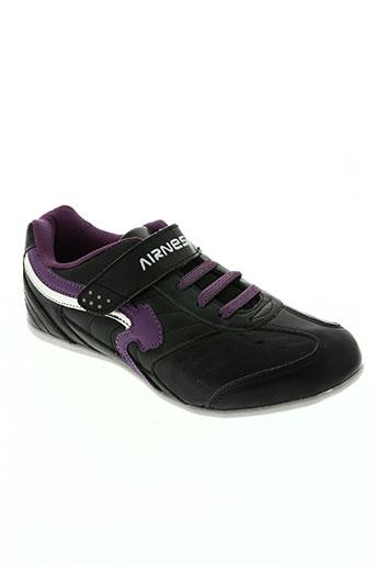 airness chaussures fille de couleur violet
