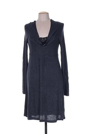 ddp robes femme de couleur gris