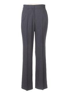 Pantalon chic gris NICE THINGS pour femme
