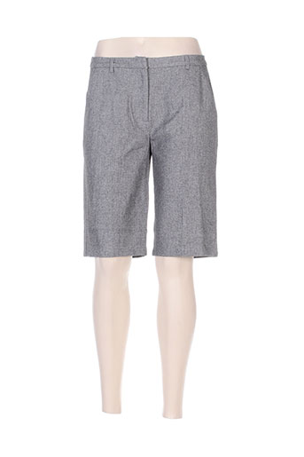 minimum shorts / bermudas femme de couleur gris