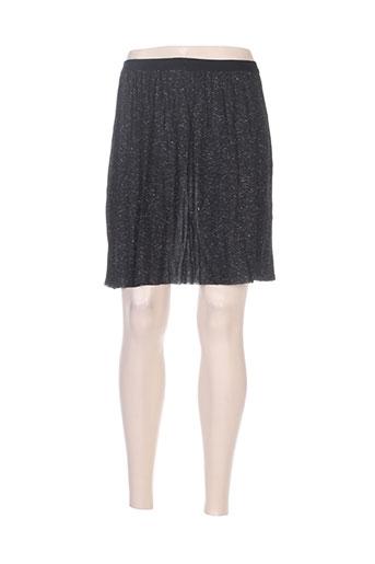 Jupe courte noir COZETE pour femme