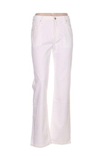 levis jeans femme de couleur blanc