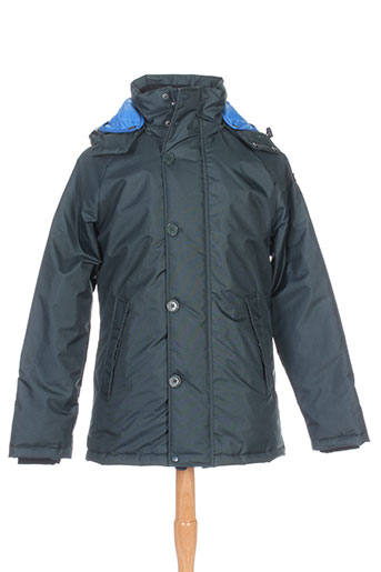 brekka manteaux homme de couleur vert