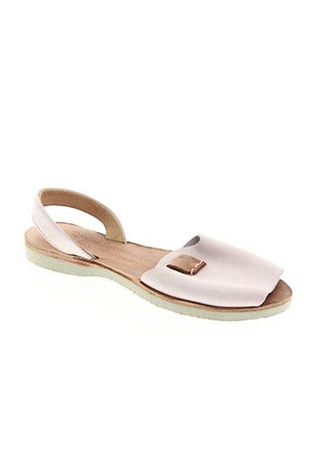 satorisan chaussures femme de couleur rose