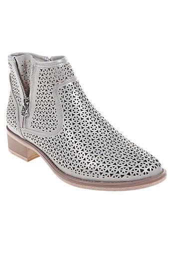 mariamare chaussures femme de couleur gris