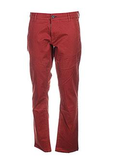 Pantalon casual marron SELECTED pour homme