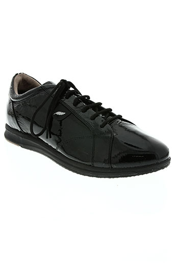 geox chaussures femme de couleur noir