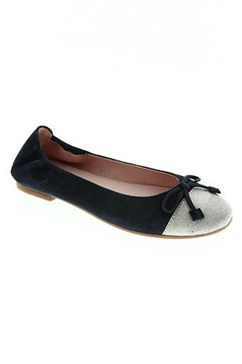 unisa chaussures fille de couleur bleu