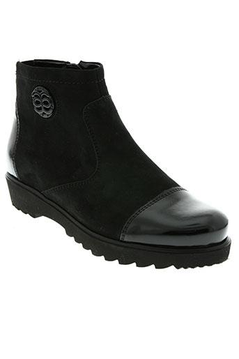 ara chaussures femme de couleur noir