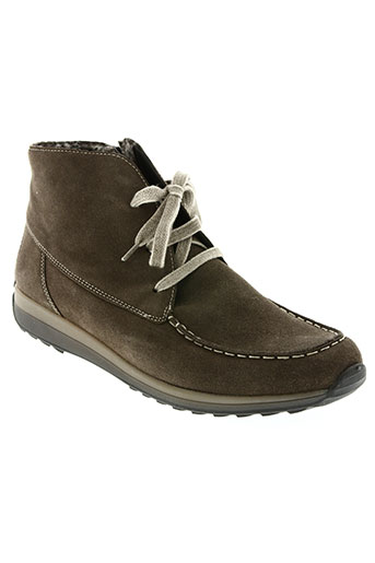 ara chaussures homme de couleur marron