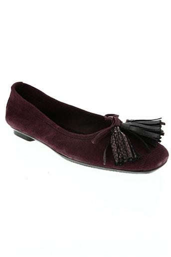 reqins chaussures femme de couleur violet