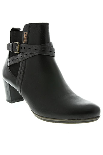 pikolinos chaussures femme de couleur noir