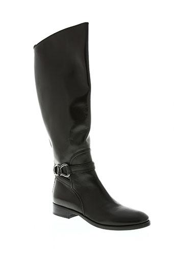 le pepé chaussures femme de couleur marron