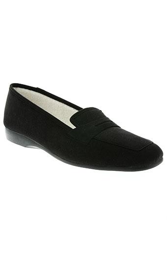 exquise chaussures femme de couleur noir