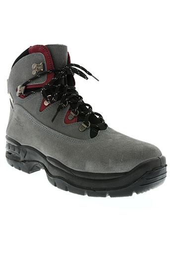 ayoka chaussures homme de couleur gris