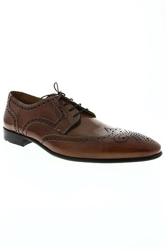 lloyd chaussures homme de couleur marron