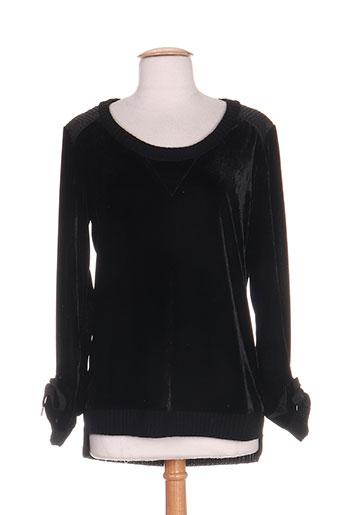 mc planet chemises femme de couleur noir
