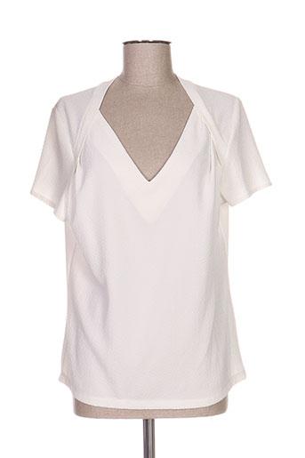 lenny b chemises femme de couleur beige