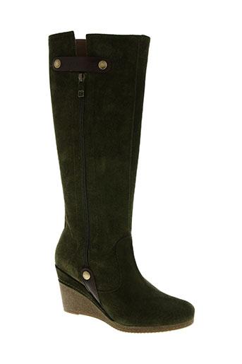gadea chaussures femme de couleur vert