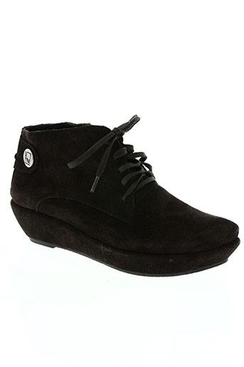 un matin d'ete chaussures homme de couleur marron