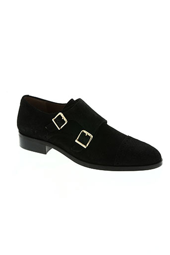 pertini chaussures femme de couleur noir