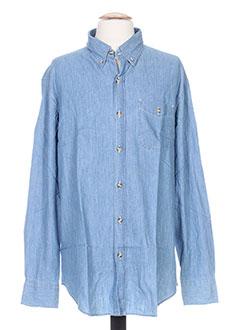 Produit-Chemises-Homme-FULL BLUE