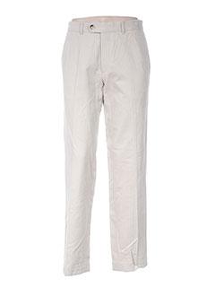 Pantalon casual beige GARDEUR pour homme