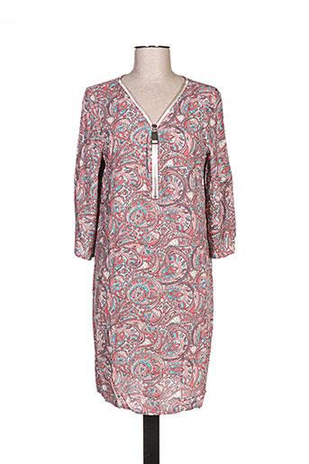 may&co robes femme de couleur rose