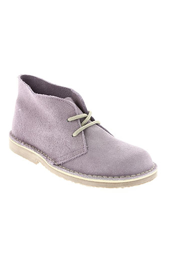 raquel perez chaussures fille de couleur violet