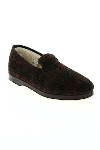 l'ami fritz chaussures homme de couleur marron