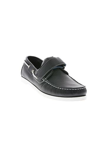 swedi chaussures homme de couleur bleu