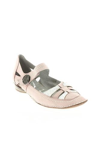 pomares vazquez chaussures femme de couleur rose