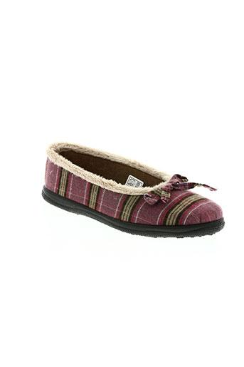 monchausson chaussures femme de couleur rose